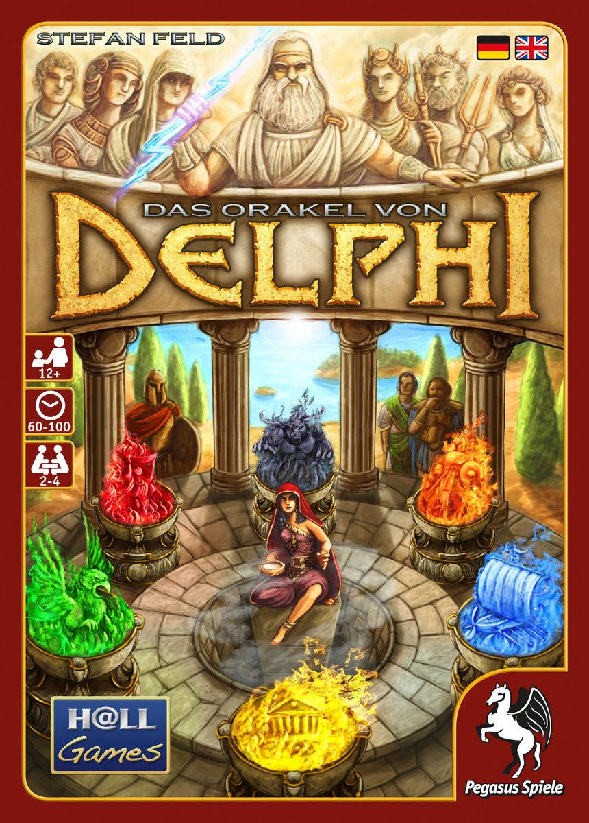 orakel von delphi online